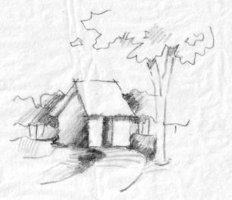 景观设计园林手绘入门